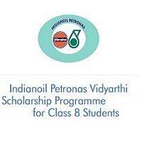 Indianoil Petronas Vidyarthi Scholarship Programme for Class 8 Students