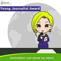 India's Young Journalist Award 2020 - VAWSUM SCHOOLS