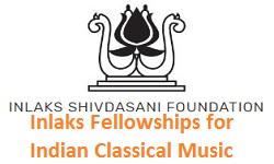 Inlaks Fellowships for Indian Classical Music