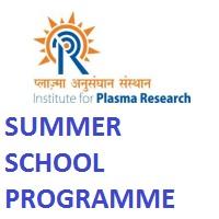 Institute for Plasma Research (IPR) Summer School Program