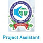 Institute of Chemical Technology Mumbai Project Assistant