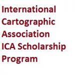 International Cartographic Association ICA Scholarship Program