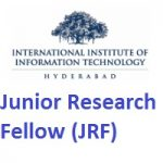 International Institute of Information Technology Hyderabad-JRF