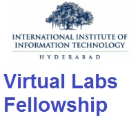 International Institute of Information Technology Hyderabad Virtual Labs Fellowship