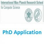 International Max Planck Research School for Computer Science PhD Application