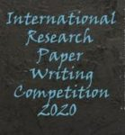 International Research Paper Writing Competition, 2020