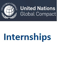 Internships with the United Nations Global Compact