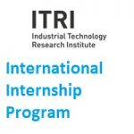 ITRI International Internship Program
