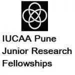 IUCAA Pune Junior Research Fellowships