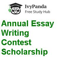 IvyPanda Annual Essay Writing Contest Scholarship