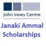 Janaki Ammal Scholarships Offered By John Innes Centre For Indian Students