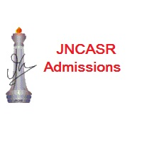 Jawaharlal Nehru Centre for Advanced Scientific Research Admissions
