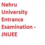 Jawaharlal Nehru University Entrance Examination JNUEE