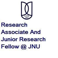 Jawaharlal Nehru University Research Associate And Junior Research Fellow
