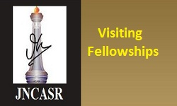 Jawaharlal Nehru Centre for Advanced Scientific Research Visiting Fellowship Programme