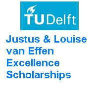 Justus And Louise van Effen Excellence Scholarships