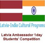 Latvia Ambassador 1day Students Essay Competition