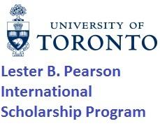 Lester B. Pearson International Scholarship Program