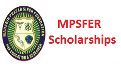 Mahabir Prasad Singh Foundation for Education and Research Scholarships