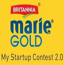 Marie Gold My Startup Contest