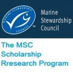 Marine Stewardship Council Scholarships