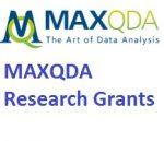 MAXQDA Research Grants 2019