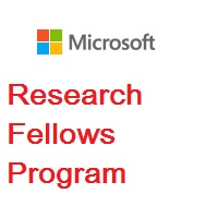 Microsoft Research India Research Fellows Program
