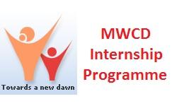 Ministry of Women and Child Development Internship