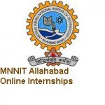 Motilal Nehru National Institute of Technology Allahabad Online Summer Internship
