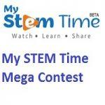 My STEM Time Mega Contest