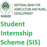 NABARD Student Internship Scheme (SIS)