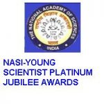 NASI-YOUNG SCIENTIST PLATINUM JUBILEE AWARDS