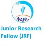 National Atmospheric Research Laboratory NARL Junior Research Fellow-JRF
