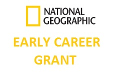 National Geographic Early Career Grant