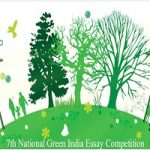 National Green India Essay Competition - Kristu Jayanti College