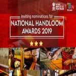 National Handloom Awards 2019