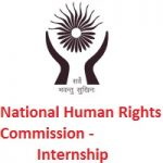 National Human Rights Commission Winter Internship Programmes