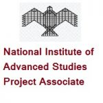 National Institute of Advanced Studies Project Associate