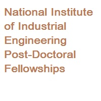 National Institute of Industrial Engineering Post-Doctoral Fellowships