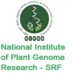 National Institute of Plant Genome Research Senior Research Fellow