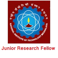 National Institute of Technology Meghalaya Junior Research Fellow
