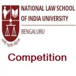 National Law School of India University Bengaluru Competition
