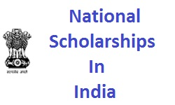 National Scholarship In India