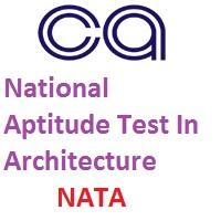 National Aptitude Test In Architecture (NATA) - 2019