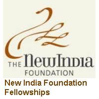 New India Foundation Fellowships