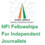 NFI Fellowships for Independent Journalists