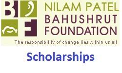Nilam Patel Bahushrut Foundation Scholarships