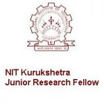 NIT Kurukshetra Junior Research Fellow (JRF)