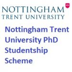 Nottingham Trent University PhD Studentship Scheme