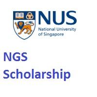 NUS Graduate School for Integrative Sciences & Engineering (NGS) Scholarship